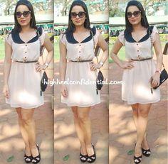 Minisha Lamba  thefashioncoblog.blogspot.in