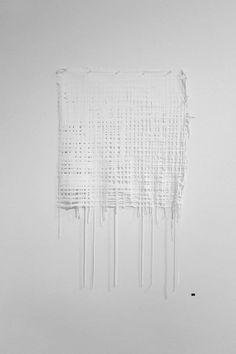 Through Line - Georgie Pollard Mixed Media, Sculpture, Texture, Fiber, Painting, Inspiration, Space, Friends, Home Decor