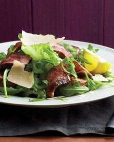 """See the """"Steak and Potato Salad"""" in our Quick Main-Course Salad Recipes gallery"""
