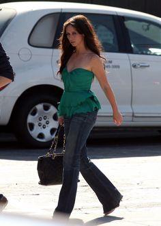 Jennifer Love Hewitt Out in Toluca Lake [11 July 2012]