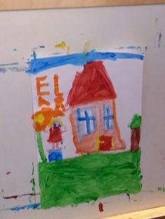 Childlood painting