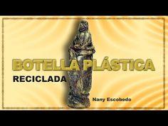 CANDELABROS O PORTA VELAS EFECTO METAL - YouTube