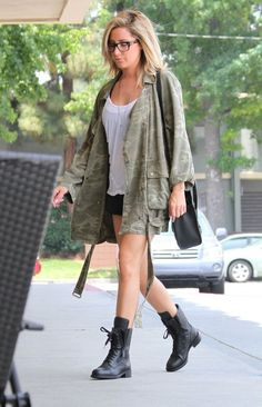 Ashley Tisdale Studio City June 26 2014