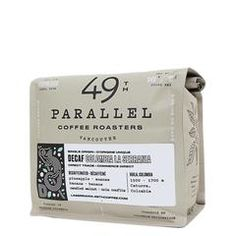 49th Parallel - Swiss Water Process Decaf - Espresso