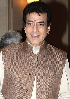 Jeetendra is not willing to face camera!