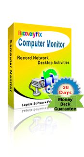 Worried about your productivity status try computer monitoring software