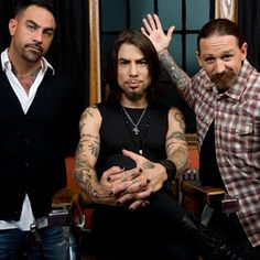 love this show! Ink masters - chris, dave & oliver