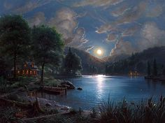 "levkonoe: Mark Keathley ""Moonlight Sonata"""