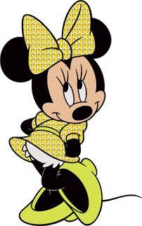 Criando Ideias Legais: Minnie - PNG