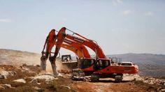 Vino y girasoles...: Israel inicia construcción de nuevo asentamiento e...
