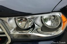 How to Detail a Car - Clean and Scentsible Great tips on how to clean your car! I totally need to do this!