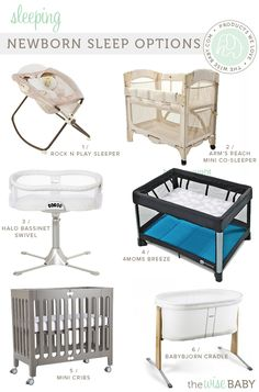 Hi and TBT: Our favorite newborn sleep options (The Wise Baby) Baby Needs, Baby Love, Colic Baby, Baby Registry Checklist, Baby Bjorn, Newborn Essentials, Parenting Toddlers, Baby Safety, Baby Hacks