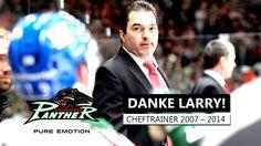 Es fällt nicht leicht, aber nach sieben Jahren steht nicht mehr Larry Mitchell hinter der Bande! An dieser Stelle ein großes Dankeschön an Larry für die vergangenen sieben Jahre und den Vizemeistertitel 2010! Wir wünschen ihm alles Gute für die Zukunft!