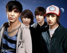 This extremely disturbing Fall Out Boy photoshop. | 19 Things Only Beatles Fans Will Find Funny.  This disturbs me yet gives me so much joy because of my obsession with both bands....