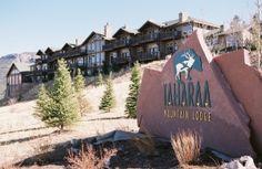 Weddings at Taharaa Mountain Lodge, Estes Park, Colorado.