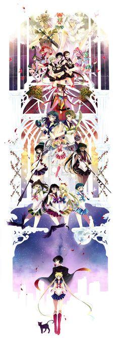 Sailor Moon by ~nako-75 on deviantART