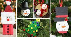 Diy Christmas Reindeer, Reindeer Ornaments, Diy Snowman, Star Ornament, Angel Ornaments, Diy Christmas Ornaments, Felt Ornaments, Christmas Decorations, Xmas