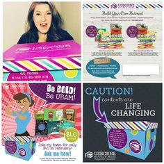 Last day To Join With Usborne Books and More Be Bold Kit Special for $40