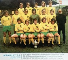 """Football Past on Twitter: """"Norwich City FC 1971-72 #ncfc https://t.co/CaAmYouG6D"""""""