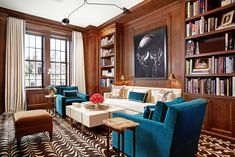 Historic NYC Apartment Gets a Glamorous Update from Designer Christina Murphy Photos | Architectural Digest