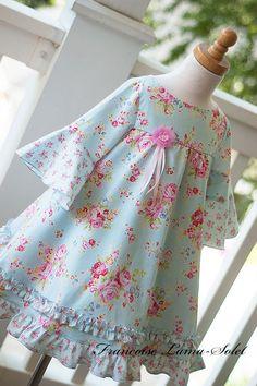 Giselle Custom vintage twirl dress