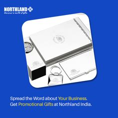 Let the world know about your business through #PromotionalGifts.  Get plenty of exciting options here:www.northlandindia.com
