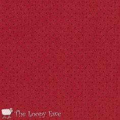 21098 97 Red Pin Dot from moda A La Carte