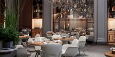 Image result for alain ducasse au plaza athenee restaurant paris