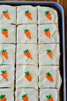 Carrot Sheet Cake - Life In The Lofthouse