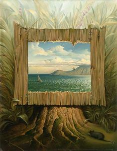 Vladimir Kush, some surreal art Vladimir Kush, Surrealism Painting, Pop Surrealism, Artist Painting, Wassily Kandinsky, Monet, Surreal Artwork, Optical Illusions, Fantasy Art