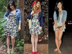 Como Usar: Jaqueta Jeans | Just Lia