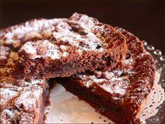 crostata al cacao con marmellata crostata al cioccolato e marmellata Dulcisss in forno by Leyla