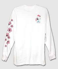 8884d81dec27 Crane Tokyo Mens Long Sleeve T-Shirt - - Riot Society