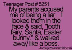 Hahaha :)