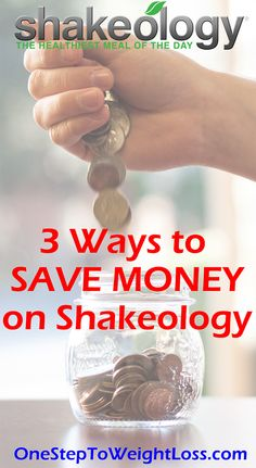 You know what Shakeology is. You know the benefits of Shakeology. Now it's time…