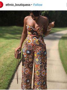 L& di capi confezionati in articoli di moda africana in stile africano . African Wear Dresses, African Fashion Ankara, African Inspired Fashion, Latest African Fashion Dresses, African Print Fashion, Africa Fashion, African Attire, African Style Clothing, Modern African Dresses