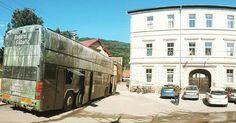 """De azi suntem la Școala Gimnazială """"Samuil Micu"""" din Sadu Sibiu.  #TENTRomania  #RegatulSalbatic"""