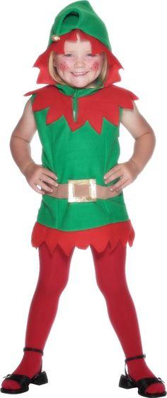 disfraz de elfo navidad para nia disponible en httpwwwvegaoo