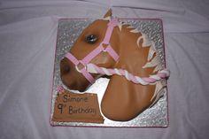Horse Cake - www.suikerbekkie.co.za Horse Cake, Cakes, Birthday, Birthdays, Cake Makers, Kuchen, Cake, Pastries, Cookies