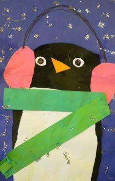For the Love of Art: 1st Grade: Penguins