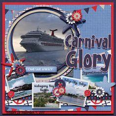 Carnival Glory Overview - Scrapbook.com