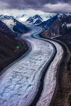 Glacier (Kluane National Park, Yukon) by Catalin Mitrache on 500px