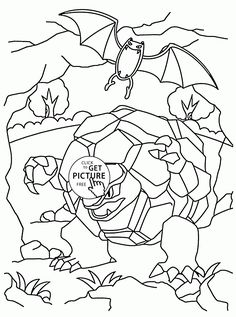 pokemon golem coloring pages for kids pokemon characters printables free wuppsycom