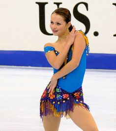 Sasha Cohen - Figure Ice Skating