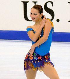 Sasha Cohen - Figure Ice Skating