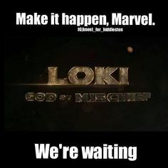 Thor and Sigyn must be in the movie at some point though if they do this.