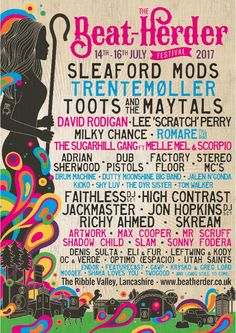 Beat-herder Festival Announces First Acts for 2017: The barmiest festival in all the land, the treasured Beat-Herder returns in 2017 with…