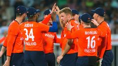 England captain Eoin Morgan hit the winning run as the tourists secured their first whitewash with a thrilling super-over win against Pakistan in the third match of the series in Sharjah on Monday. Alastair Cook, T20 Cricket, Pakistan, England, Whitewash, Running, Sayings, Sports, News