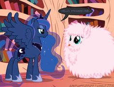 fluffle puff :)