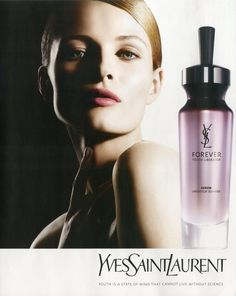 Yves Saint Laurent Forever Youth Liberator Ad Campaign Spring/Summer 2012